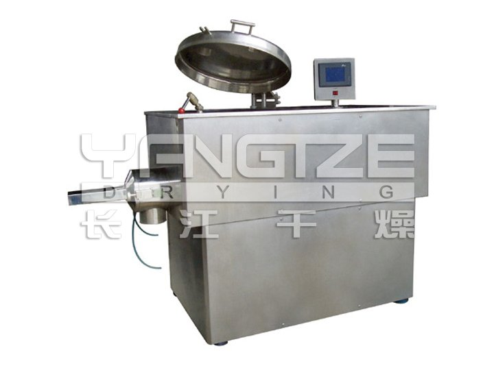 GHL High-Speed ​​Mixing Granulator