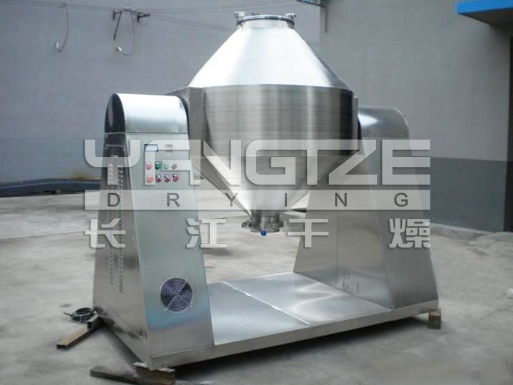 SZG Double Cone Rotary Vacuum Dryer